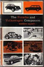Porsche & Volkswagen Companion by Ullyett Pub. 1962 Servicing, Facts, Stories +