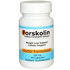 Advance Physician Formulas, Forskolin, Coleus Forskohlii Extract, 100 mg x 60