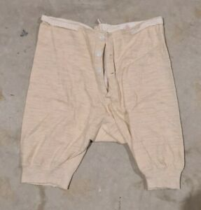 Australian Army Uniform Thermal Under Pants - Vietnam War Issued