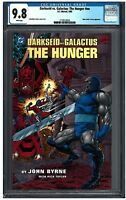DARKSEID VS. GALACTUS: THE HUNGER #NN CGC 9.8 (1995) DC-MARVEL white pages