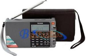 Tecsun PL-880 PLL Dual Conversion AM FM Shortwave Portable Radio New
