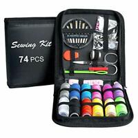 Sewing KIT, DIY Sewing Supplies with Sewing Accessories, Portable Mini Sewing