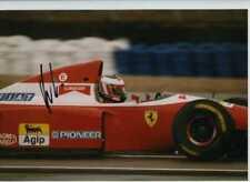 Gerhard Berger Ferrari F93A British Grand Prix 1993 Signed Photograph 1