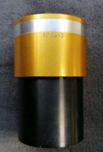 90mm F 1.9 Cine Projection Lens. 'JF 35-3'. Sankyo? ISCO?
