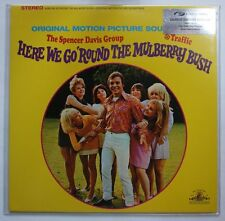 Soundtrack Here We Go Round The Mulberry Bush 180g Sealed Traffic Spencer Davis