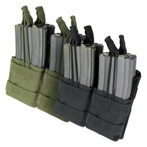 Condor Double Stacker Rifle Mag Pouch - MA43