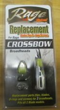Rage X-Treme Replacement Blades 6-Pack