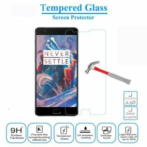 【1Pk/2Pks】 HD Tempered Glass Screen Protector for Oneplus Two 2