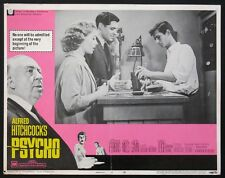 PSYCHO HITCHCOCK ANTHONY PERKINS MARTIN BALSAM R'69 LC 8