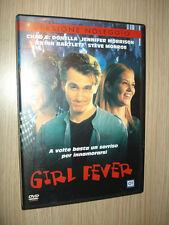 DVD GIRL FEVER VERSION LOUER À VOLTE JUSTE UN SOURIRE POUR TOMBER AMOUREUX