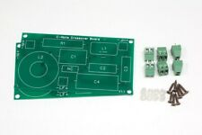 Pair of Crossover Pcbs for the C-Note Diy speaker kit - Pcb Board Kit