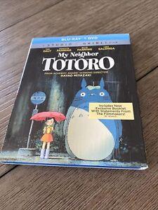 My Neighbor Totoro (Blu-ray, 1988)