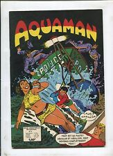 AQUAMAN #15 - FIRST APPEARANCE OF AQUAGIRL (8.0) 1973 FRENCH VERSION