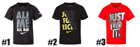 New Nike Boys Dri-FIT Graphic Shirt Choose Size and Color