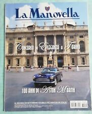 LA MANOVELLA-ASI-N.10-2013-ASTON MARTIN-LAMBORGHINI 350-LAMBRETTA 48-W.ROHRL