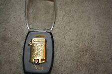Dale Earnhardt Gold Lighter--The Intimidator--2002 - NEW