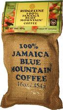 100 percent jamaica blue mountain coffee ridgelyne roasted ground coffee 16 oz