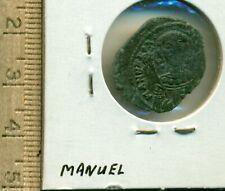 Manuel I 1143-1180 Saint George Manuel