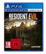 Resident Evil 7 Biohazard PS4 UNCUT Playstation 4 NEU & OVP