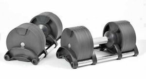 Brand New Adjustable Dumbbell 20kg (Pair)