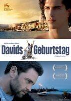 ALESSANDRO GASSMAN/MARIA DE MEDEIROS - DAVIDS GEBURTSTAG  DVD NEUWARE