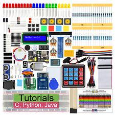 Freenove RFID Starter Kit per Raspberry Pi 4 B 3 B + C PYTHON Java BASETTA