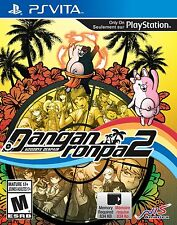 Danganronpa 2: Goodbye Despair (Sony PlayStation Vita, 2014) Region Free