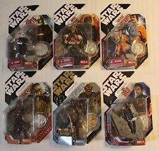 Star Wars 30th Anniversary lot of six figures - Mint Condition