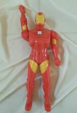 "IRON MAN - Avengers Assemble Iron Man 12"" Action Figure IMC Toys Marvel Comics"