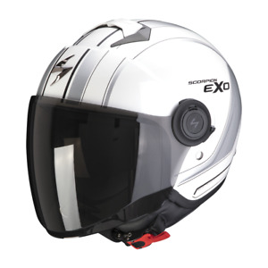 Helmet Jet Motorbike Scorpion Exo-City Scooter - New 2021