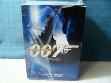 The James Bond Collection Set of 7 DVD James Bond 007 Special Edition