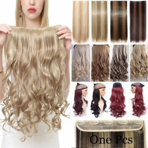 AU 100% Real as remy Hair Clip in Full Head Human Hair Extensions Extentions F5i