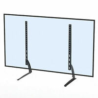 "TV Mount Simple Wall Mount Stand Bracket LCD Screen TV Stand Table Top 40-65""​"