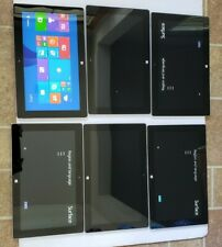 LOT OF 6 Microsoft Surface 2 RT 1572 64GB Quad Core 1.7GHz 2GB RAM Window 8.1 RT