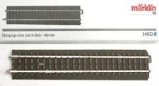Märklin 24922 H0 - �œbergangsgleis vom C- Gleis zum K- Gleis NEU