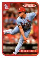 2020 Topps Total (Wave 6) #563 Ryan Helsley St. Louis Cardinals Online Exclusive