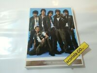 KAT-TUN Real Face Film Japanese Idle Johnnys DVD KAMENASHI Akanishi TAGUCHI