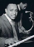 Lionel Hampton  - Jazzmusiker - um 1950 (?)      O 16-17