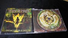 Cradle Of Filth – Damnation And A Day 2003 SONY Mint- CD death black doom