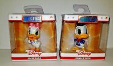 Disney Daisy Donald Duck Jada MetalFigs Die Cast Mini Figure new 2 1/2 Inch