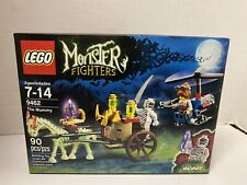Lego 9462 Monster Fighters The Mummy.Retired New Sealed In Box
