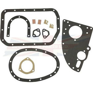 New Lower Conversion Gasket Set for Triumph Spitfire 1971-1980 & MG Midget 1500
