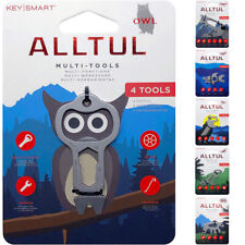 KeySmart alltul Animal Multi-herramienta de acero inoxidable de la serie