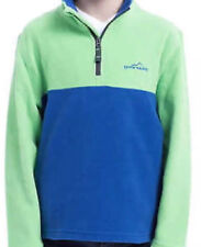 Eddie Bauer Fleece Boys 1/4 Zip Pullover Top Variety Size and Color 7-8