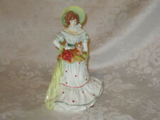Royal Doulton Figurine Lady Jane w/Cat Limited Edition 1997 Lady Doulton 1997