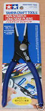Tamiya 74065 Non-Scratch Long Nose Pliers for RC & Plastic Kits, NIP