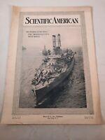 Vintage April 18 1914 Scientific American journal magazine advertisements add