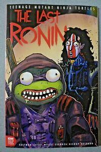 TMNT THE LAST RONIN # 2 JUSTIN ROILAND COLOR COVER LTD 500