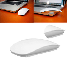 White Magic Multi-Touch Mouse 2.4GHz Wireless Optical Mice For Windows Mac OS
