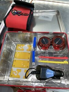 NINTENDO DS Lite Starter Kit Lunchbox Tin super mario bros rare - HTF!